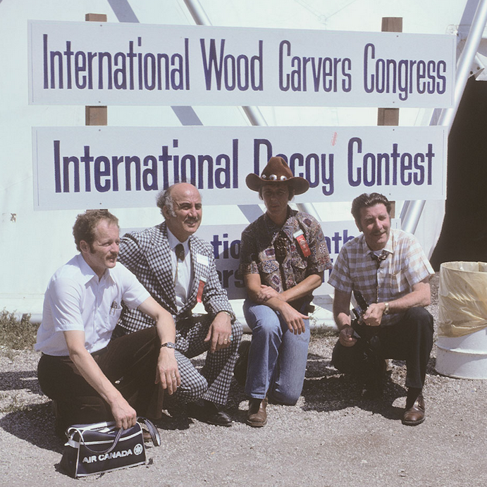 """Club News: International Woodcarvers Congress: """"A Woodcarving Experience Like No Other"""""""